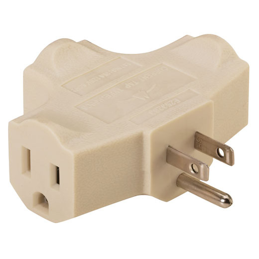 Outlet Taps, Adapters & Cords