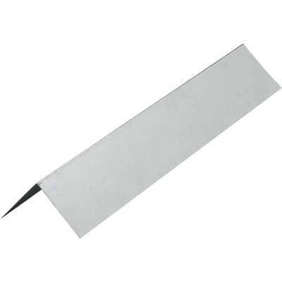 NorWesco A 4 In. X 4 In. Galvanized Steel Roof & Drip Edge Flashing