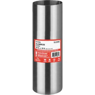 NorWesco 10 In. x 10 Ft. Mill Aluminum Roll Valley Flashing