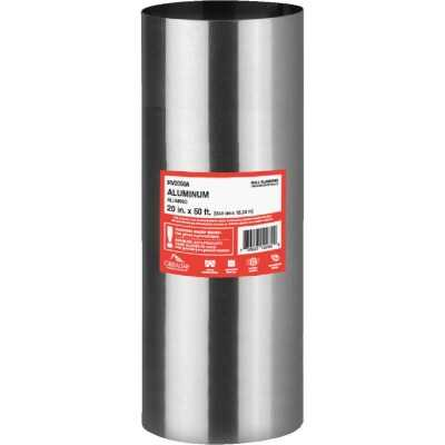 NorWesco 20 In. x 50 Ft. Mill Aluminum Roll Valley Flashing