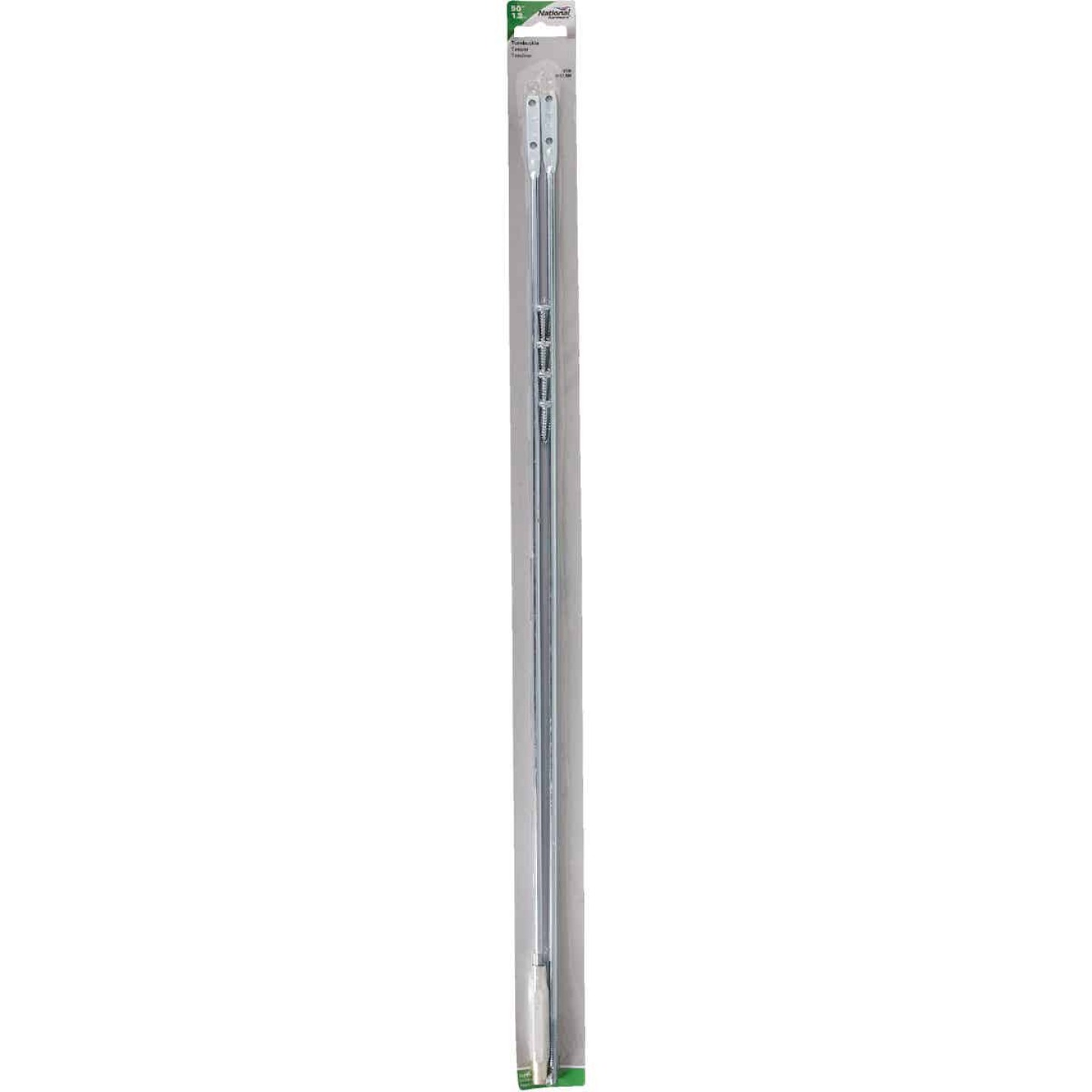 National 50 In. Zinc Screen Door Turnbuckle Image 2