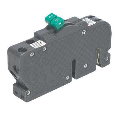 Connecticut Electric 40A/40A Twin Single-Pole Standard Trip Packaged Replacement Circuit Breaker For Zinsco