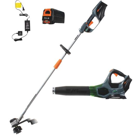 Scotts 40V String Trimmer/Blower Combo