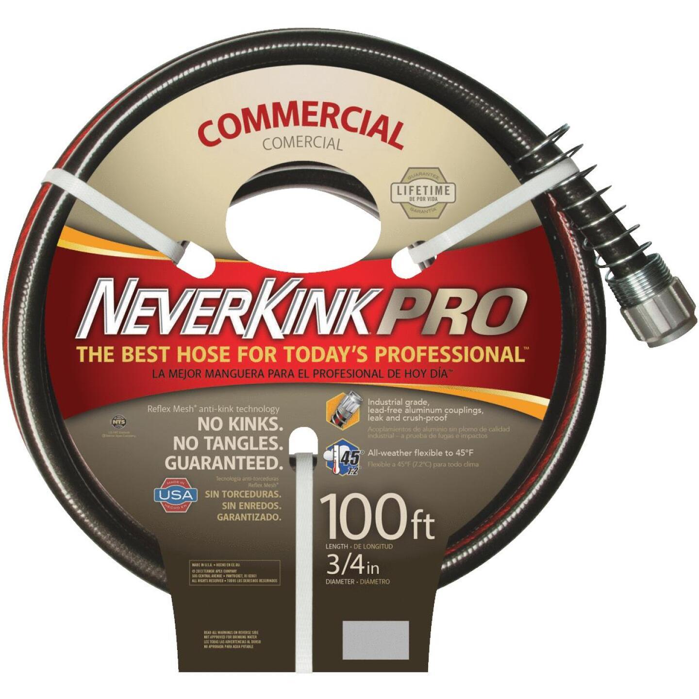 "NeverKink XP 3/4"" x 100' Farm & Ranch Hose Image 1"