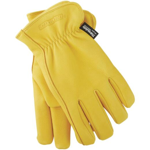 Channellock Men's XL Deerskin Work Glove