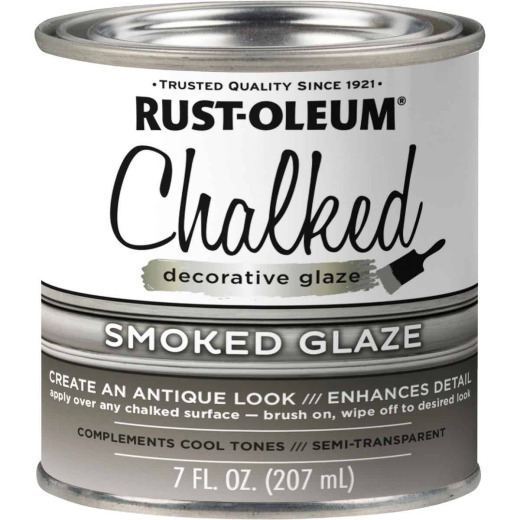Rust-Oleum 7 Oz. Semi-Transparent Smoked Decorative Glaze